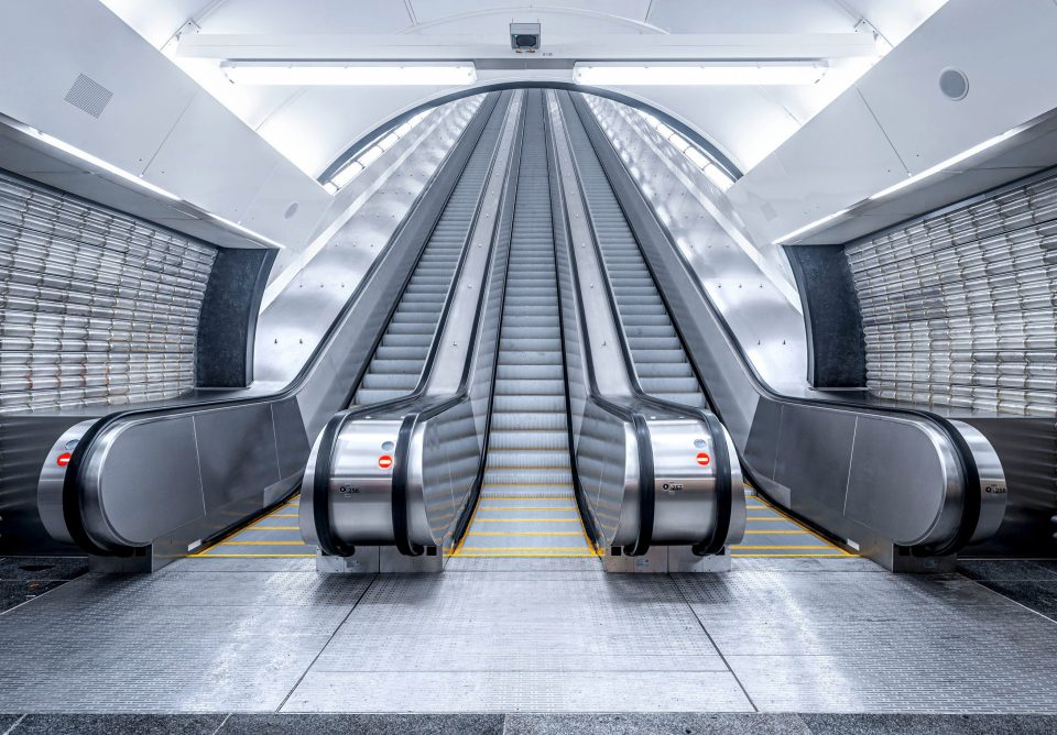Schindler 9700 - The Escalator for High-traffic Public Spaces | Schindler  Middle East