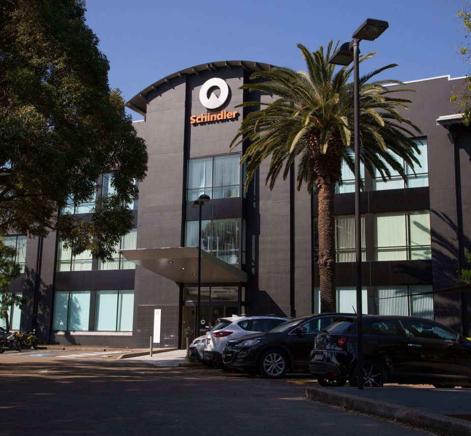 Schindler Australia Head Office, Botany, NSW