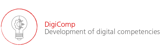 Logodesign DigiComp Team