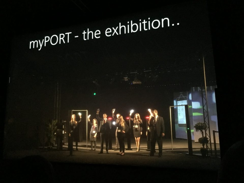 myPORT - The Exhibition - Schindler launched myPORT in North America at a series of events across the United States.