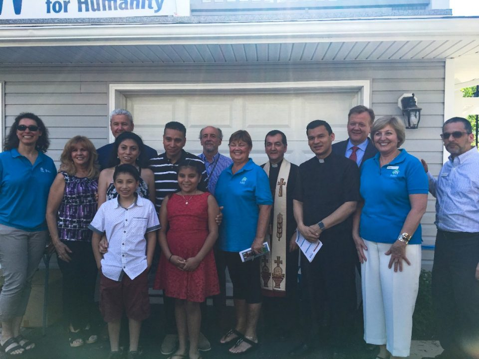 Habitat for Humanity - Schindler joins Habitat for Humanity for ribbon cutting ceremony