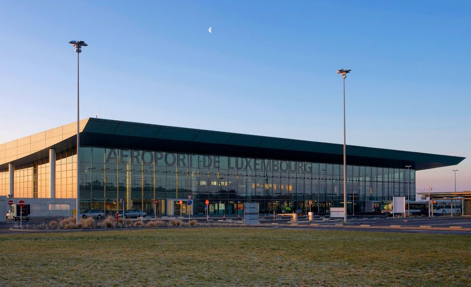 Aéroport de Luxembourg, Luxembourg