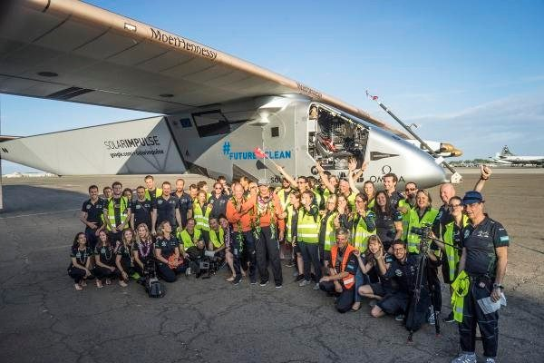Solar Impulse - Team Hawaï