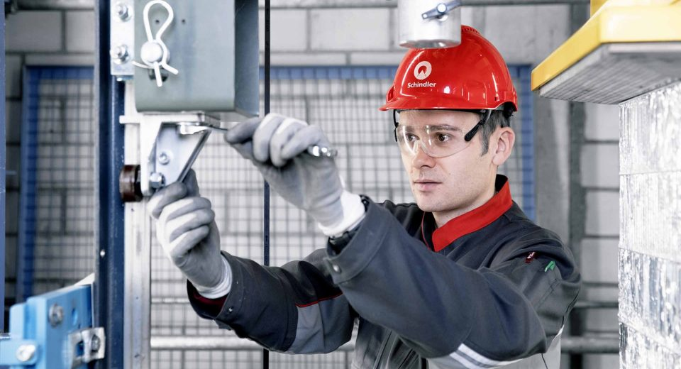 Schindler offers elevator maintenance and repair jobs for skilled professionals.