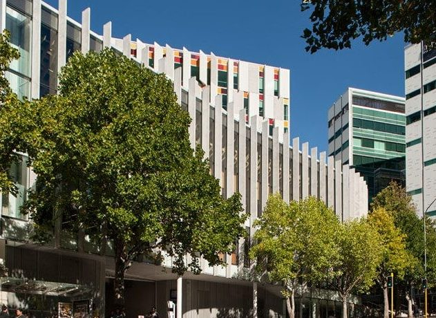 Auckland University of Technology WG Building, New Zealand