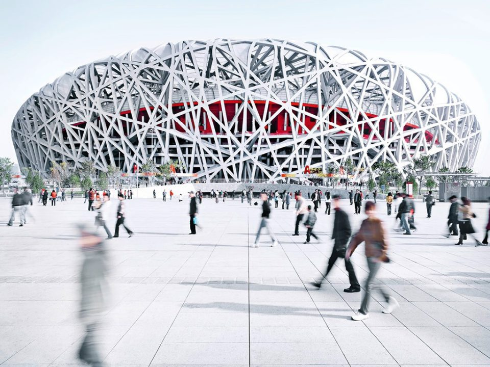 National Stadium of Beijing