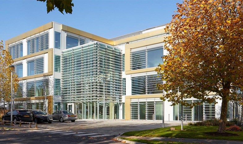 Head Office Weybridge