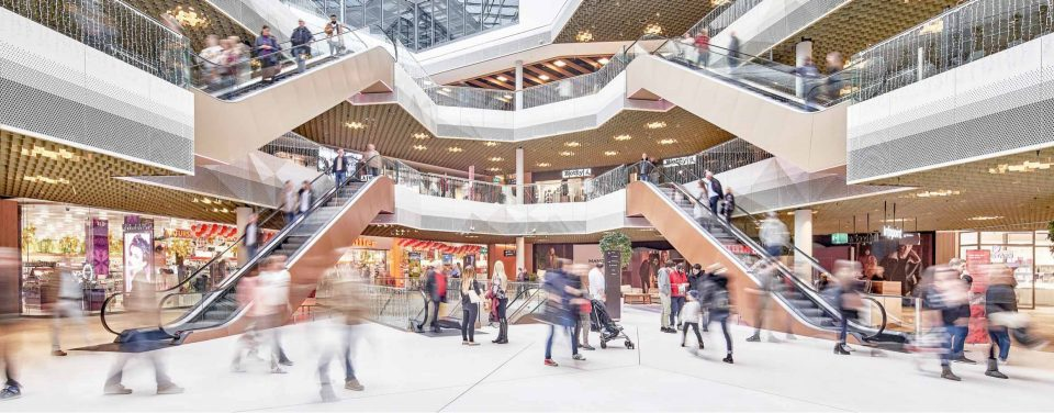 Mall & Retail - A great shopping experience with smart mobility